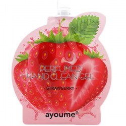 Купить Ayoume Perfumed Hand Clean Gel Strawberry Киев, Украина